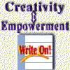Creativity &lt;=&gt; Empowerment